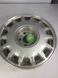 Alloy Rim For Chevy Cadillac Gm Oem 14 Slot 16in 07217464 Vintage Automotive Car