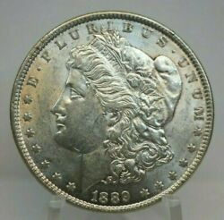 1889 P United States Morgan Silver Dollar S1 Us Coin - H1983