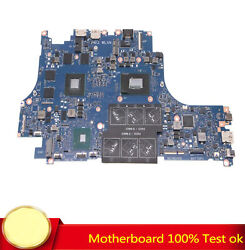 For Dell Series G5 5590 Motherboard 05p9xv I7-8750h Gtx1050ti 100 Test Work