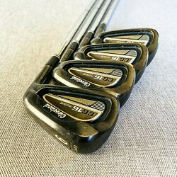 Cleveland Cg16 Tour Single Irons. Sold Separately Stiff - Very Good Cond 3653
