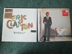 Eric Clapton 2018 Vinyl Lps Behind The Sun And Money And Cigarettes Remastered New