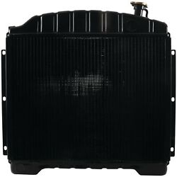 New Complete Tractor Radiator For Allis Chalmers 190, 190xt, 190xt Iii 1606-6504