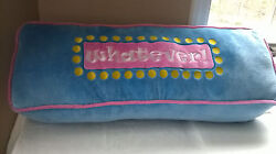 Rare simplyhome quot;Whateverquot; Stereo Pillow Speaker Light Blue and Pink