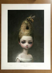 Mark Ryden Queen Bee Handsigned And Numbered Edition Of 500 2016