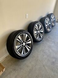 20 Inch Rims And Michelin Tires, Lugs And Rim Lock