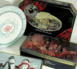 Shortbread Tins - Scottish And Others - Click On Select To View Individual Tins