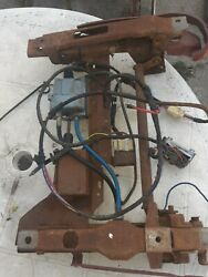 63 64 65 Buick Riviera Power Seat Mechanism W/ Switch And Some Side Trim