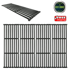 Cast Iron Cooking Grates Grid 4-pack 17 3/8 For Broil King Baron Huntington Bbq