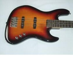 Psychedelic Psy-jb Bass Guitar