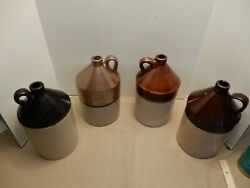 Vintage Gallon Whiskey Jugs- 4 Different Colors To Choose From - Price Is Each