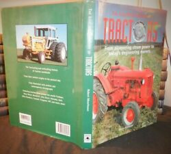The Illustrated History Of Tractors 1996 Hbdj Color-illustrated Oversize Fine