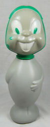 Vintage 1960's Soaky Rocky Squirrel Container - Bullwinkle Cartoon
