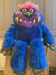 Toymax My Pet Monster With Electronic Sounds - 2001, No Cuffs, Great Shape