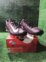 Player Issued 21 Mark Ingram Nike Alpha Menace Pro Low Td Wd 13.5 Size Cleats