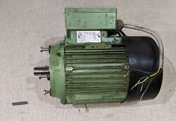 Emco Compact 10 Lathe Parts 115 Vac 1600 Rpm F/r Spindle Motor D24u