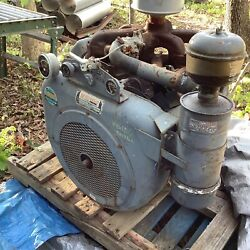 Wisconsin V461dg Engine With Rockwell Pto