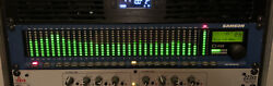 Samson D-1500 Digital Real Time Analyzer Great Condition Fully Working
