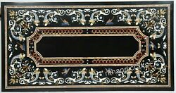 24 X 48 Inches Marble Kitchen Table Top Luxurious Look Coffee Table Home Assents