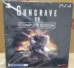 Ps4 - Gungrave Vr Complete Edition - Jpn Import New Sealed