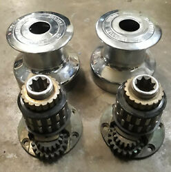 2 X Lewmar 25 Two Speed Winches