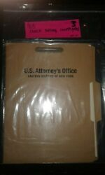 Power Production Used Prop Omari Hardwick Ep405 Us Attorneys Office Check File