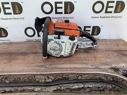 Stihl 041 Av Chainsaw - Starts And Runs But Needs Service Read Notes 61cc Fastship