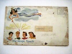 1951 Brochure For Crosley - Magic Touch - Radios, Refrigerator , Stoves