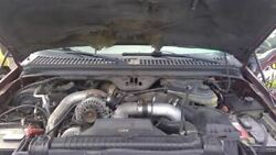 Motor Engine 6.0l Vin P 8th Digit Diesel From 09/23/03 Fits 04 Excursion 871492