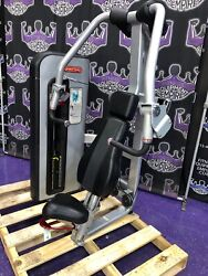 Star Trac Inspiration Bilateral Chest Press With 300 Lb. - Buyer Pays Shipping