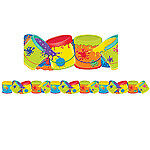 Color My World Paint Buckets Deco