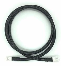 2 Awg Gauge Marine Grade Wire Boat Battery Cables With 3/8andrdquo Lugs