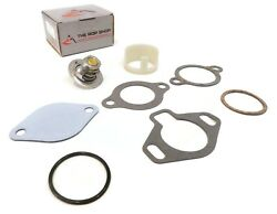 Thermostat Kit For Mercruiser 5.7l 350 V8 Mag Mpi Mie 0w390000-1a089999 Inboard