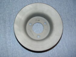 1968 Ford 390 428 P/s A/c Crank Pulley C8ae-6312-b