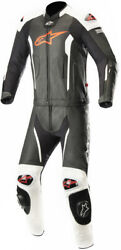 Alpinestars Missile Tech Air-e 2tlg. Leather Suit Black - White - Red