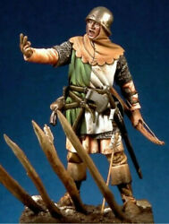 Tin Toy Soldier 54 Mm Superb Elite Painting In St.petersburg.english Archer 1346