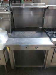 Southbend P32c-grad Commercial Frenchtop Range - Used