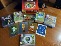 2006 Fifa World Cup Germany Trading Cards / 199 Cards + Empty Block
