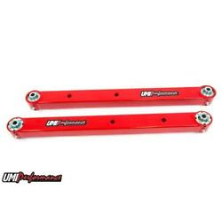 Umi 3042-r 78-88 G-body Boxed Lower Arms, Dual Roto-joints, Red