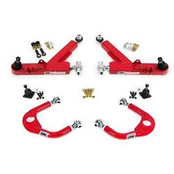 Umi 231410-r 93-02 F-body Front A-arm Kit Dbl. Shear Red