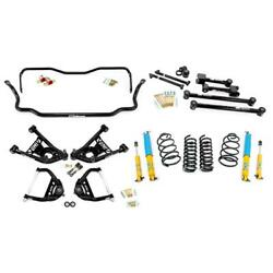 Umi Abf403-1-b 65-66 A-body Stage Kit 1 Inch Lowering Black