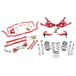 Umi Abf809-2-r 68-72 A-body Stage 5 Kit 2 Inch Lower 450lb Red