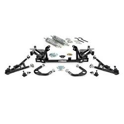 Umi Fbs005-b 98-02 F-body Ls1 Front End Kit Drag Stage 5 Black