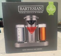 Bartesian Premium Cocktail and Margarita Machine for the Home Bar BRAND NEW