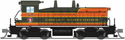 N Scale Broadway Limited Imports Emd Nw2 - Sound And Dcc - Paragon3 Gn
