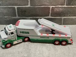 Hess Gas Station Toy Truck