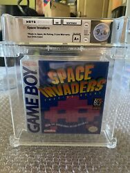 Space Invaders / Gameboy Nintendo New / Wata 96 A+ / H Seam Crypto
