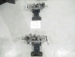 Adjustment Unit For Labeler Or Various Other Machines, Removed From Hartland Lab