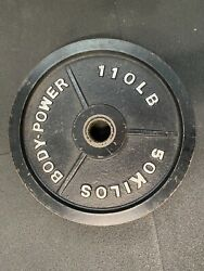 Olympic Weights 650 Kg Of York And Body Power Discs. Cast Iron