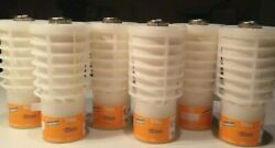 6ct Rubbermaid Tcell Microtrans Odor Neutralizer Citrus 1.62 Oz 402113 New