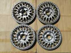 Genuine 17 Bbs Rs299 + Rs320 Faces Only 5114.3 Forged Centers
